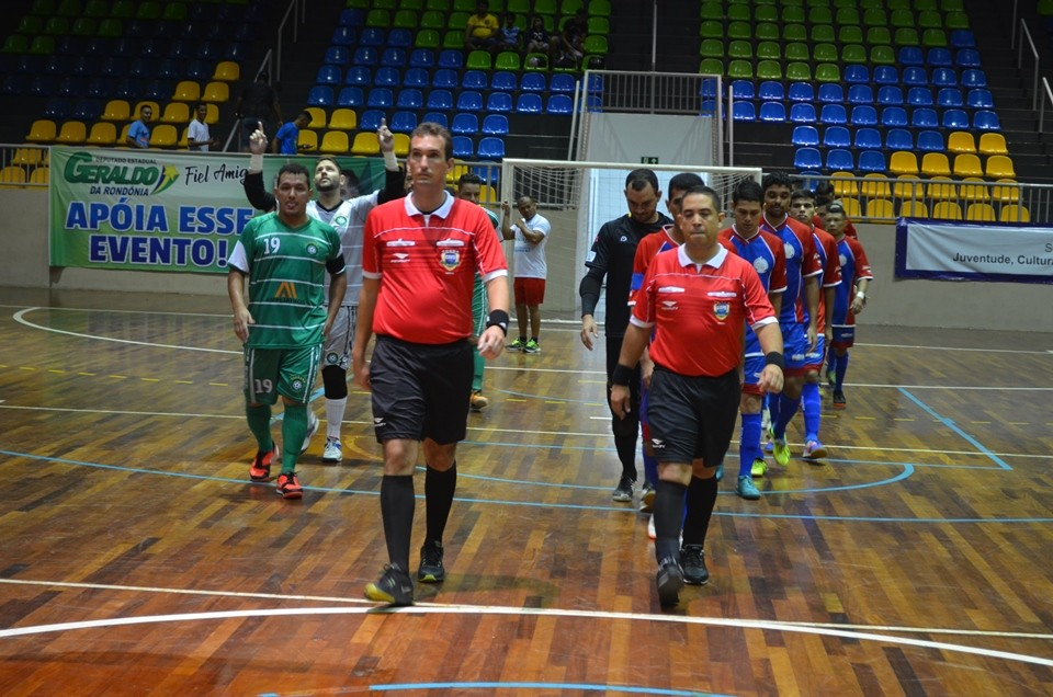 Futsal: Abílio Nery-AM 2 x 7 Shouse-PA