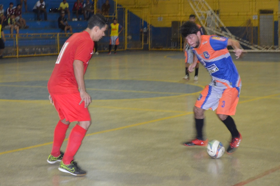 Futsal: Evolution 1 x 2 Dal Molin