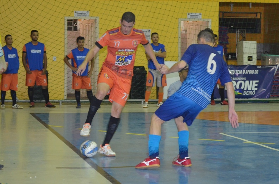 Futsal: Bela Vista 5 x 4 Evolution